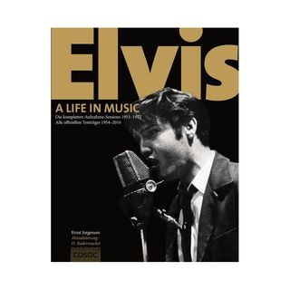 Bosworth Music Elvis - A Life In Music Product Image