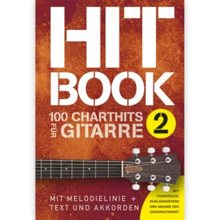 Bosworth Music Hit Book 2 - 100 Charthits für Gitarre Product Image