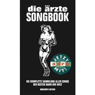 Bosworth Music Little Black Book Die Ärzte Product Image