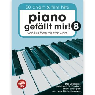 Bosworth Music Piano gefällt mir! 50 Chart & Film Hits 8 Product Image