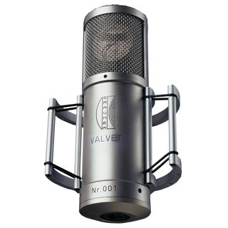 Brauner Valvet Tube Mic incl. Power Supply, Cable/Case Product Image