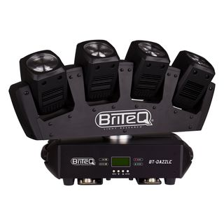 Briteq BT-Dazzle 4 x 8W endless PAN Product Image