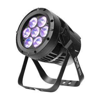 Briteq Pro Beamer RGBW - OUTDOOR 7x 12W Quad-Color LEDs Product Image