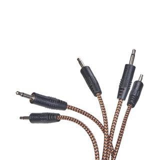 Cable Puppy Patch-Cable Black/Brown 150mm (5-Pack) Product Image