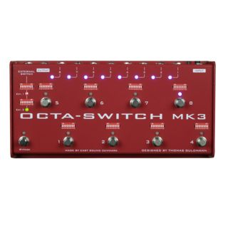 Carl Martin Octa Switch MKIII Product Image