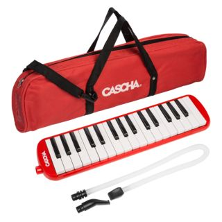 Cascha Verlag Melodica (Red) Product Image