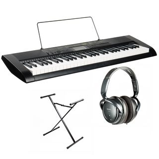 Casio CTK-1100 Set incl.Adaptor, Stand, Headphone Produktbild