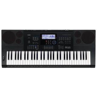 Casio CTK-6200 Portable Keyboard 61 keys Product Image
