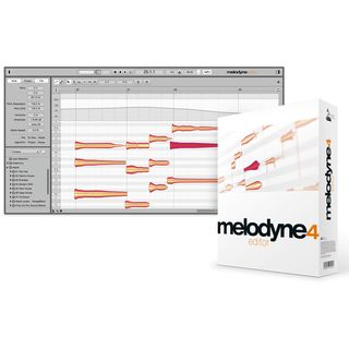 Celemony Software Melodyne 4 editor Boxed Version Produktbild