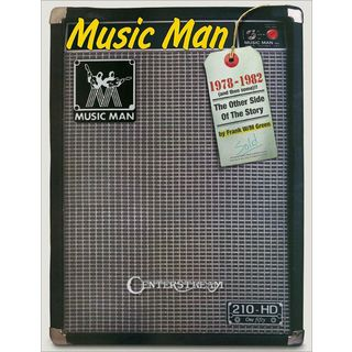 Centerstream Publications Music Man Amps 1978-1982 Product Image