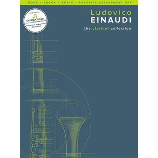 Chester Music Ludovico Einaudi: The Clarinet Collection Product Image