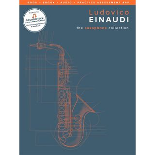 Chester Music Ludovico Einaudi: The Saxophone Collection Product Image