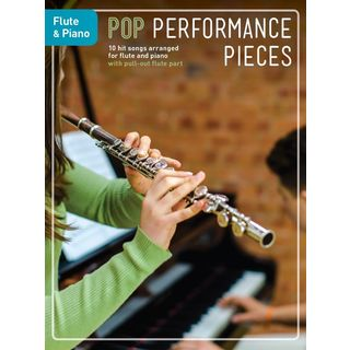 Chester Music Pop Performance Pieces: Flute And Piano Product Image