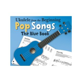 Chester Music Ukulele From The Beginning - Pop Songs (Blue Book) Product Image