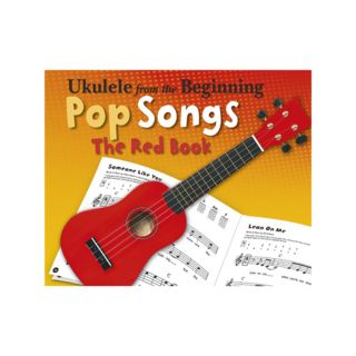 Chester Music Ukulele From The Beginning - Pop Songs (Red Book) Product Image