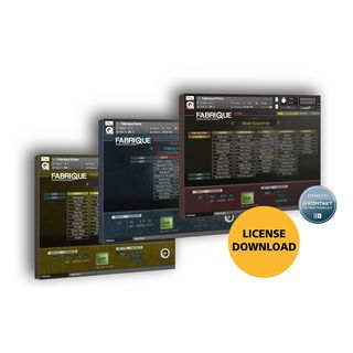 Cinematique Instruments Fabrique (License Code) Product Image