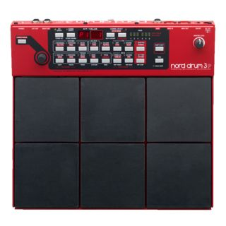 Clavia Nord Drum 3P, Drum Synthesizer with Pads Product Image
