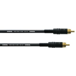 Cordial CPDS 1 CC S/PDIF Interface Cable 1m Rean Product Image
