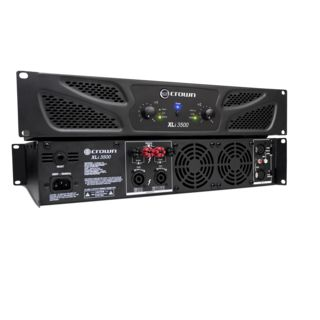 Crown XLI 3500 Amplifier 2x - 1350 Watt / 4 Ohm Product Image