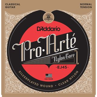D'Addario C-Guitar Strings Normal EJ45 Product Image