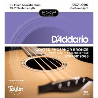 A-Git.Saiten 12-52 12-String EJ39 Phosphor Bronze D/'Addario