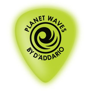 D'Addario Planet Waves Cellu-Glo Picks 1,25mm,X-Heavy 1CCG7-10 Product Image