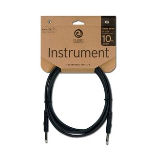 D'Addario Planet Waves Instrument cable 3 meter PW-CGT-10 Straight Product Image