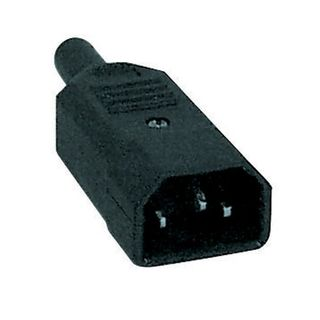 DAP Audio IEC 16 amp Euro Male Connector  Product Image