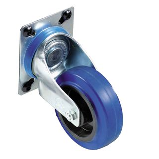 dB Technologies DWK-20 4x - Blue-Wheel 100 mm Zdjęcie produktu