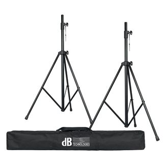 dB Technologies ES 503 Speaker Stand SK - 25TT Set 2 x Stativ & Bag Product Image