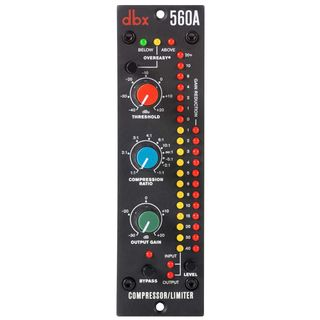 DBX 560A Compressor Limiter Product Image