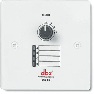 DBX ZC-3 Zone Controller    Product Image
