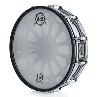 "DDT MS-140 E-Snare Pad 14"" Chrom Product Image"
