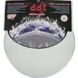 "DDT Trigger Head 22"", for bass drum Product Image"