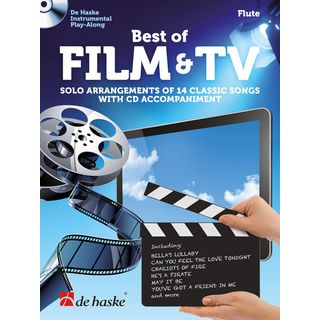 De Haske Best of Film & TV Flute Product Image