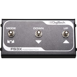 DigiTech FS3X Footswitch    Product Image