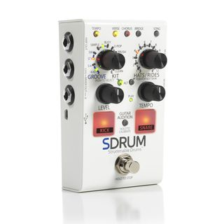 DigiTech SDRUM Strummable Drums Product Image