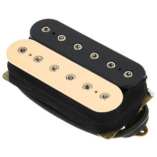 DiMarzio DP100F Super Distortion F-Spaced (Black/Cream) Product Image