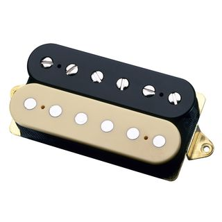 DiMarzio DP155F BC Zebra Tone Zone F - Spaced Product Image
