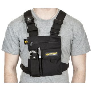 Dirty Rigger LED Chest Rig Product Image