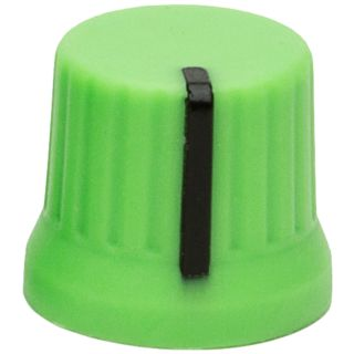 DJ TECHTOOLS Chroma Caps V2 Fatty Knob green Produktbillede