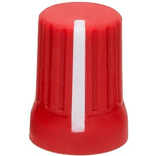 DJ TECHTOOLS Chroma Caps V2 Superknob red Product Image