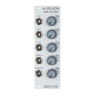 Doepfer A-103 18dB Low Pass Filter Product Image