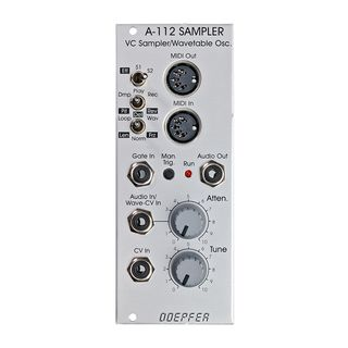 Doepfer A-112 Sampler-/Wavetable Module Product Image