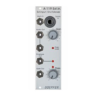 Doepfer A-119 External Input / Envelope Follower Produktbild