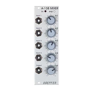 Doepfer A-138B Modular Synthesizer Mixer Product Image