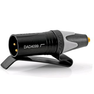 DPA Microdot To XLR Adaptor With Low Cut Product Image