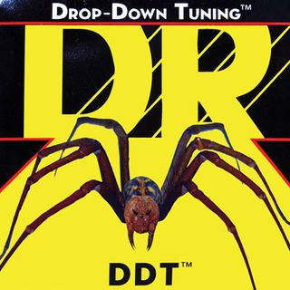 DR 4 Bass Strings 45-105 Drop-Down Tuning DDT-45 Product Image