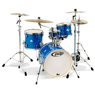 Drum Workshop PDP New Yorker ShellSet, Sapphire Product Image