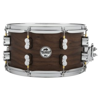 "Drum Workshop PDP Snare 13""x7"" Walnut / Maple / Walnut Product Image"